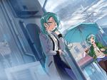 Teardrops and Rainfall