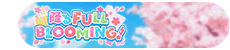 Dance, FULL BLOOMING! Event Title