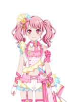 An Idol that Inspires Live2D Model