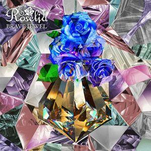 Roselia 7th Single Blu-ray Cover