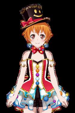 The Magic of Smiles (Kitazawa Hagumi) Live2D Model