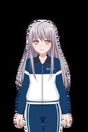 Minato Yukina - Haneoka Training Outfit Live2D Model