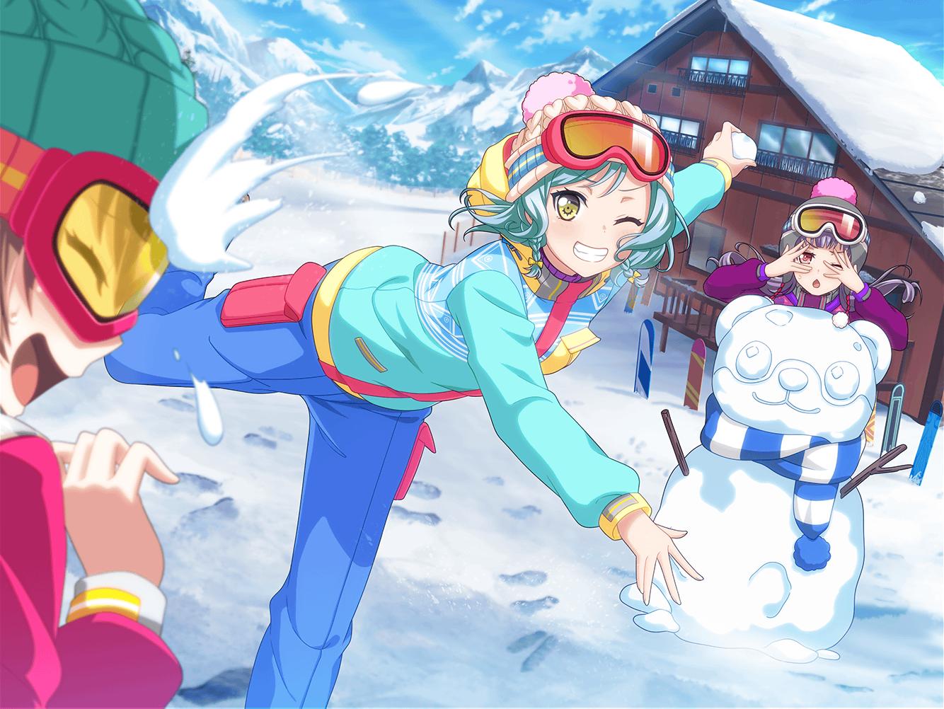 Ski Slopes Are Super!