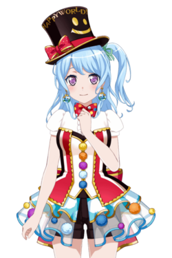 The Magic of Smiles (Matsubara Kanon) Live2D Model