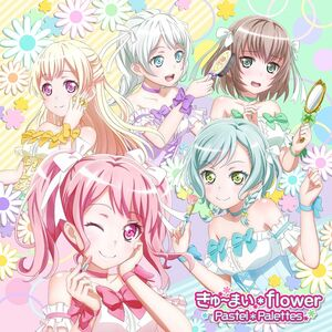 PasuPare 5th Single Blu-ray Cover
