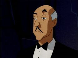 Alfred cartoon