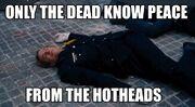 Foley dead