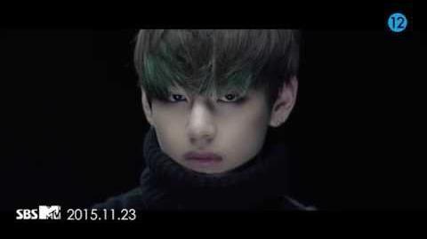 방탄소년단 'RUN' MV Teaser