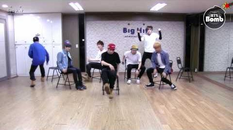 BANGTAN BOMB 'Just one day' practice (Appeal ver.)