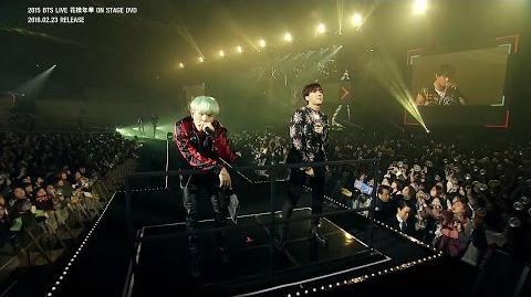 방탄소년단 '2015 BTS LIVE 화양연화 on Stage' DVD preview spot