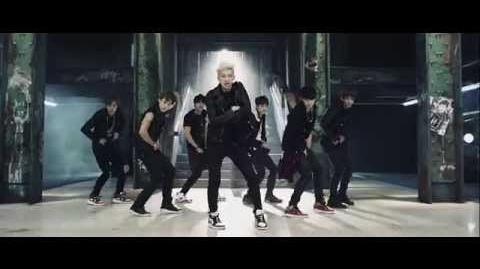 BTS (防弾少年団) 'Danger -Japanese Ver