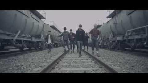 방탄소년단(BTS) - 'I NEED U' MV