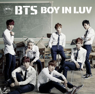 Boy in luv single