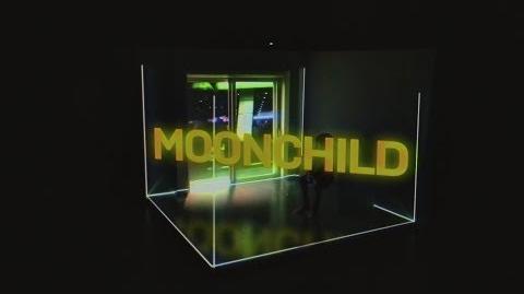 RM 'moonchild' Lyric Video
