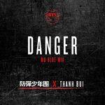 Danger mo-bluemix