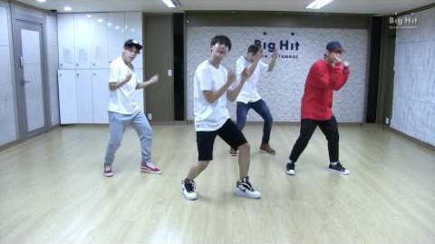 방탄소년단 '쩔어' Dance performance practice