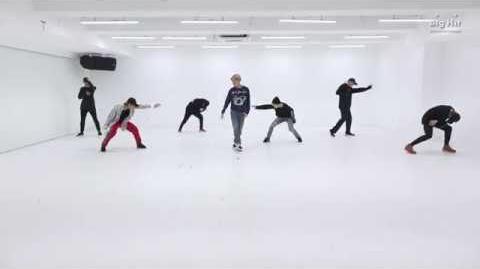 BTS '봄날 (Spring Day)' Dance Practice