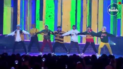 -BANGTAN BOMB- '고민보다GO' stage @COMEBACK SHOW 'BTS DNA' - BTS (방탄소년단)