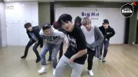 방탄소년단-BTS- '호르몬전쟁' dance performance (Real WAR ver