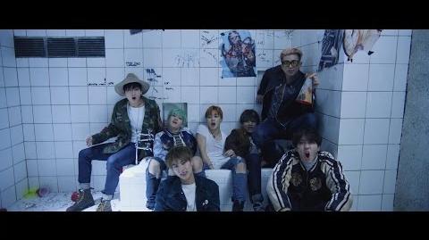 방탄소년단 'RUN' MV