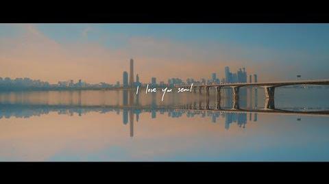 RM 'seoul (prod. HONNE)' Lyric Video
