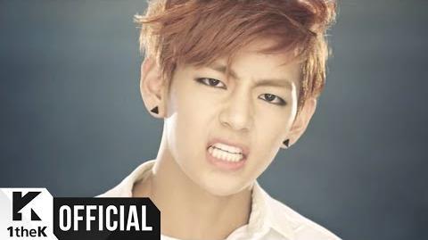 MV BTS(방탄소년단) Boy In Luv(상남자)