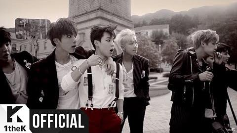 MV BTS(방탄소년단) War of Hormone(호르몬 전쟁)