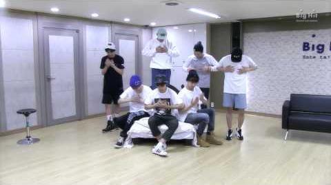 방탄소년단-BTS- Special choreography Stage 2