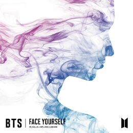 Face Yourself BTS Album Cover