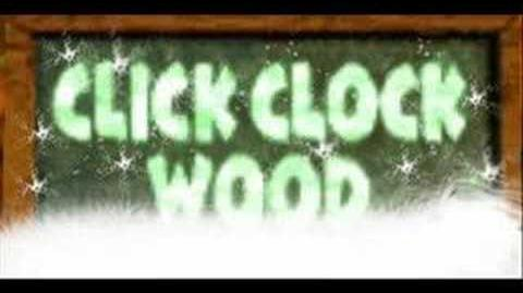 Banjo-Kazooie Music Click Clock Wood (Winter)