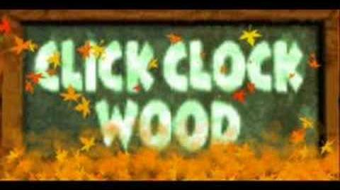 Banjo-Kazooie Music Click Clock Wood (Fall)