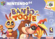 Banjo-Tooie Packshot (vorne)
