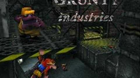 Banjo-Tooie Music Grunty Industries