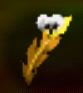 Goldene Feder Icon