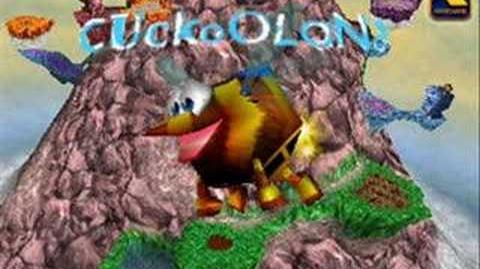 Banjo-Tooie Music Cloud Cuckooland
