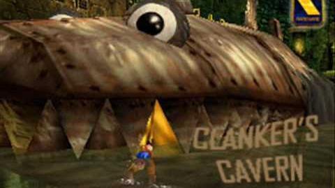 Banjo-Kazooie Music Clanker's Cavern