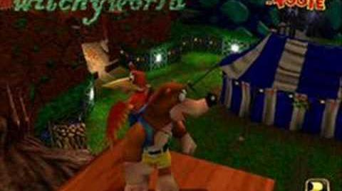 Banjo-Tooie Music Witchyworld