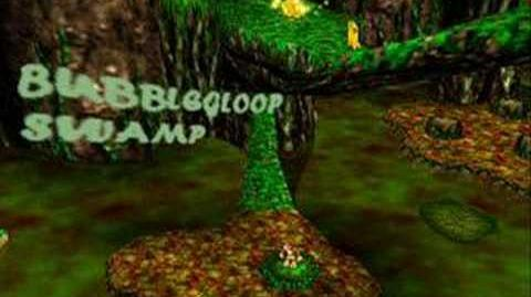 Banjo-Kazooie Music Bubblegloop Swamp