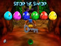 Banjo Kazooie Stop n swop