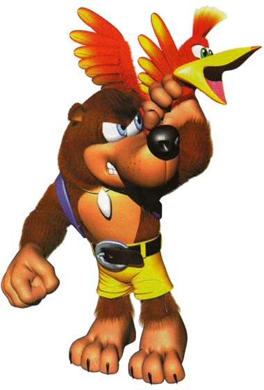 Image result for banjo kazooie