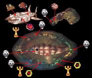 Caverna de clanker mapa 2