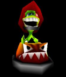 Crash render