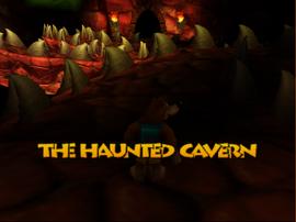 BT thehauntedcavern