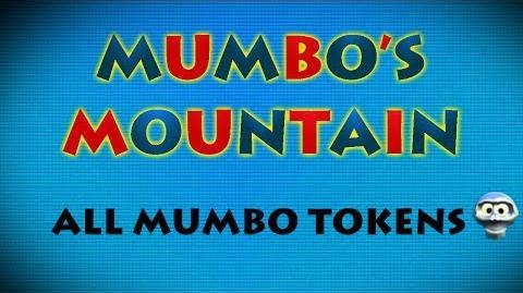 All Mumbo Tokens In Mumbo's Mountain