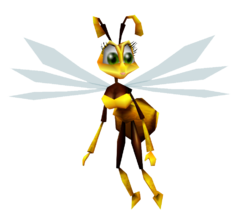 Honey b render