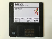 Dream floppy