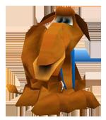 Gobi triste