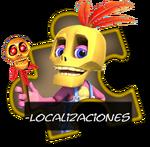Categoría Localizaciones