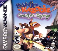 Banjo kazooie la venganza de grunty