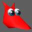 Jinjo rojo icon